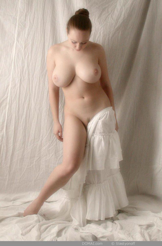 красивые голые зрелые женщины в чулках