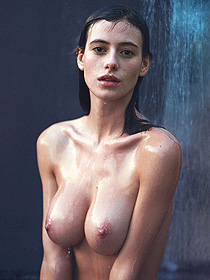 Alejandra Guilmant Posing For Playboy