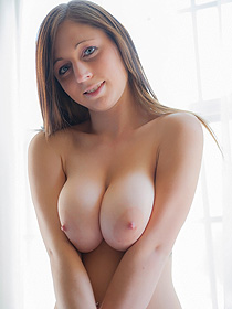 Busty Nerdy Samantha Jay