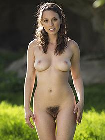 Sexy Natural Freya