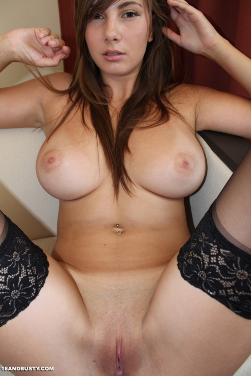 Busty nude young Young and