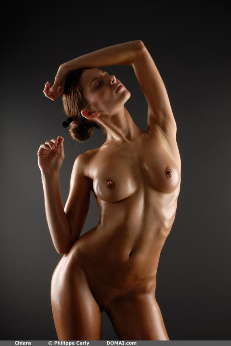 Naked bodies fit NUDE SPORT