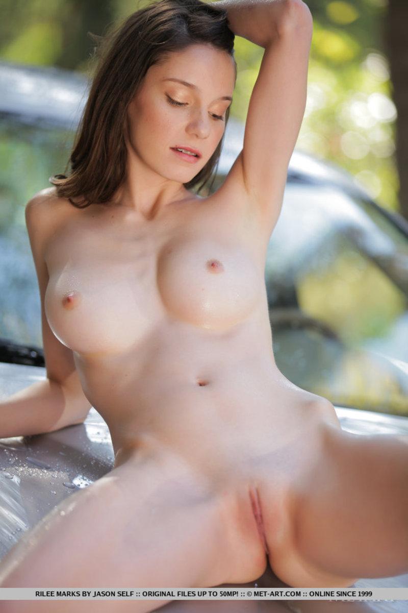 Rilee marks nude