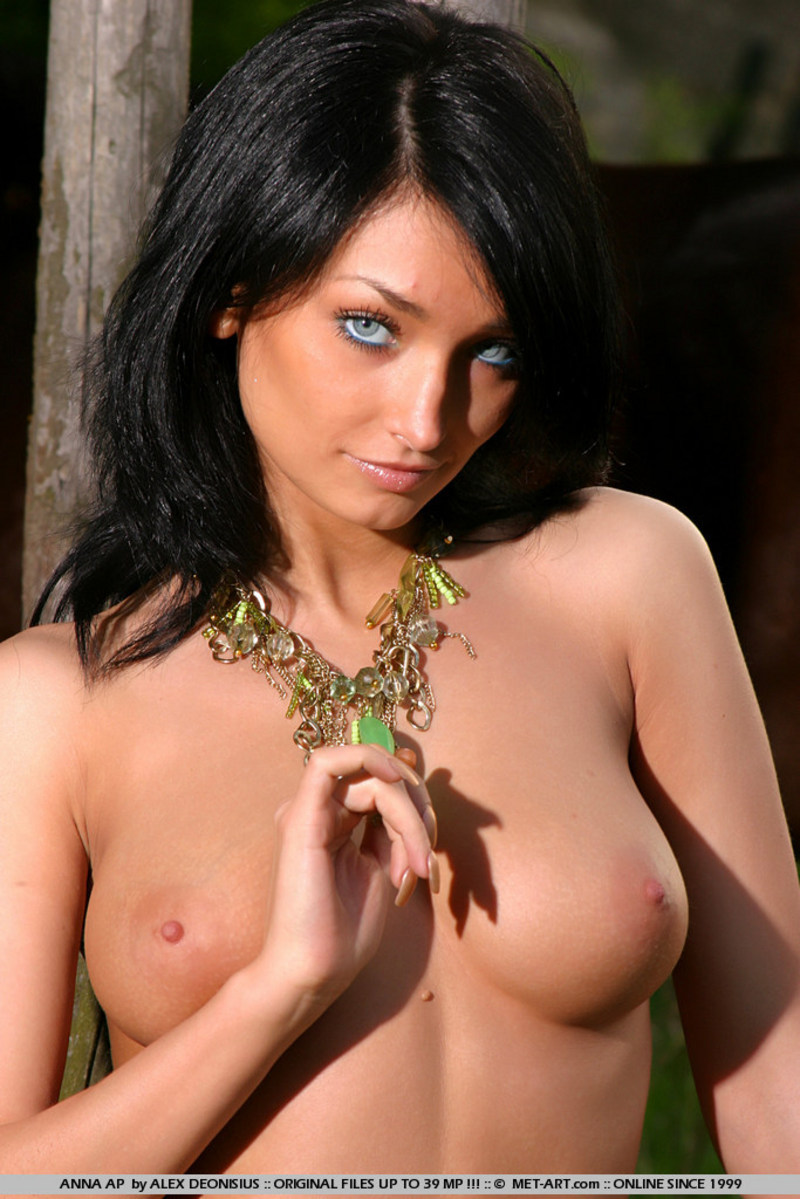 Black hair blue eyes nude Naked Neighbour Presents Dark Hair And Glowing Blue Eyes Will Make You Stop And Her Pert Bottom Will Make Your Jaw Drop 19 19