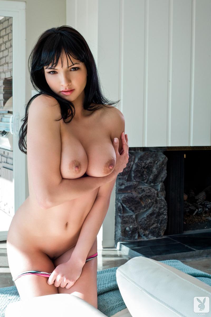 Joy Glass Naked naked neighbour presents - busty model joy glass - 2 / 18