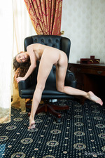 Lovely Olwen Shows Her Tight Ass-00