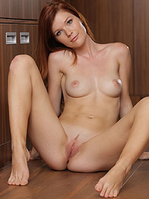 Mia Sollis Posing For Us