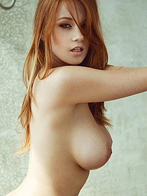Gorgeous Leanna Decker
