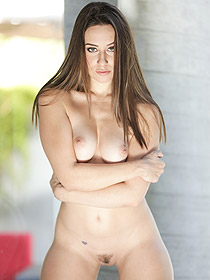 Cassidy Klein Gets Naked